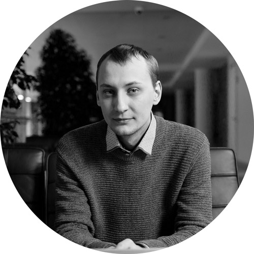 Вячеслав Жданов - арт-директор Студии Cова