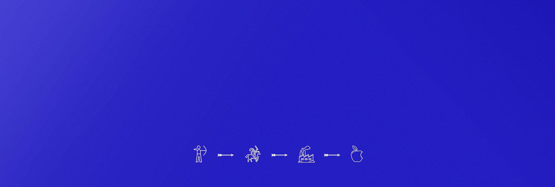 Краткая история появления логотипа
