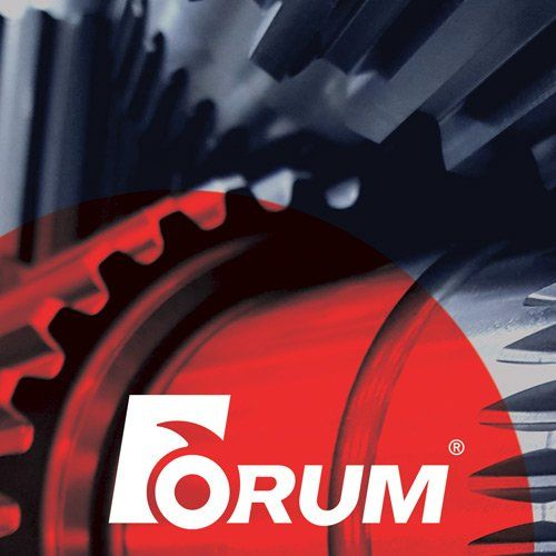 Разработка этикетки и буклета для Forum
