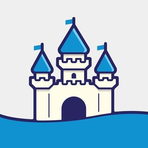 Логотип «Волшебный мир»