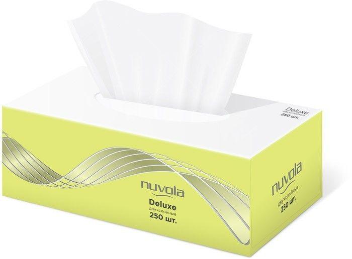 Дизайн упаковки салфеток Nuvola