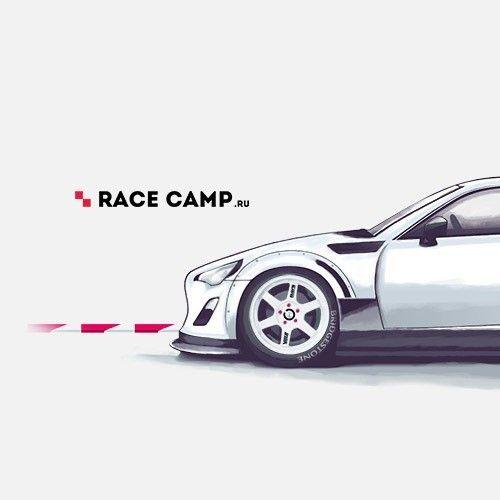 Разработка сайта автомобильного ресурса Race Сamp