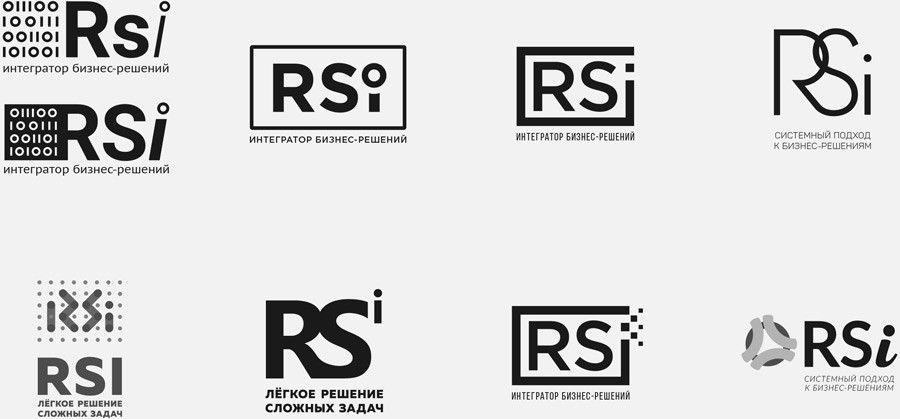 Процесс разработки логотипа