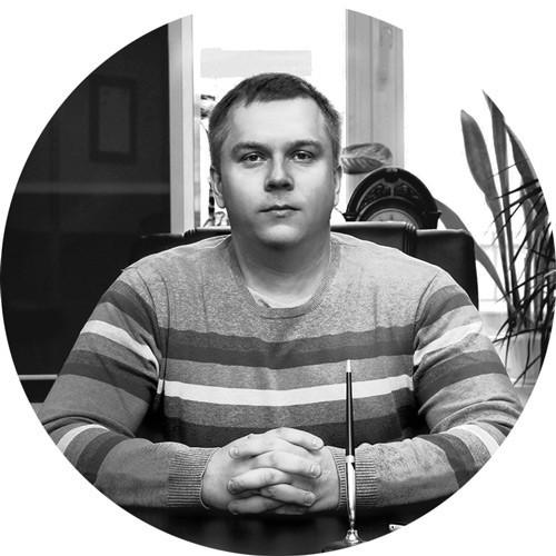 Михаил Махур - технический директор Студии Cова